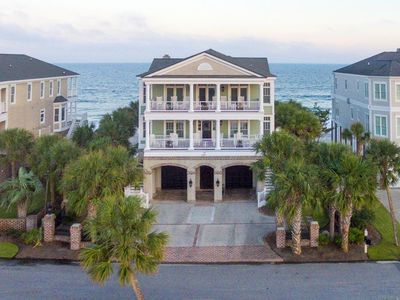 Inlet Point South's Finest, Luxurious Ocean Front Home is Ocean Point