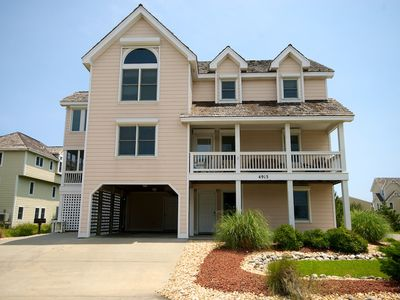 Photo for Southern Grace: 4 BR / 4 BA house in Nags Head, Sleeps 12