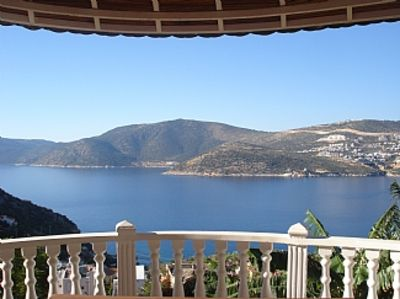 Photo for Villa With Private Pool And Spectacular Sea Views Over Kalkan Bay