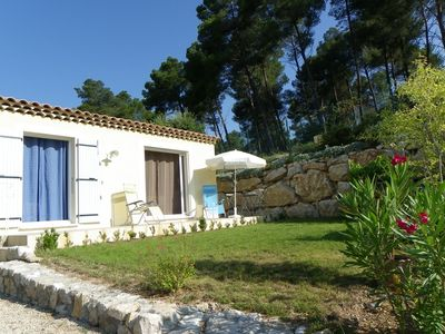 Photo for Gites les Romarins with pool in Maussane les Alpilles