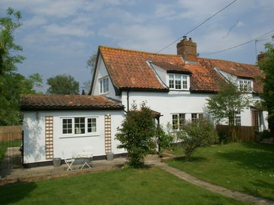 Photo for Beautiful Four Star 400 year old Cottage