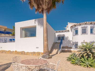 Photo for Unique location, this villa is completely renovated ready from June 18, 2018