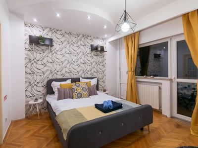 Photo for Spacious Calea Victoriei Apartment in Bucharest
