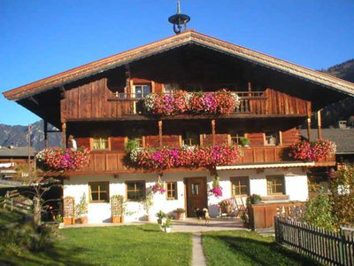 Photo for Holiday house up to max. 12 persons - cottage Larch Inneralpbach