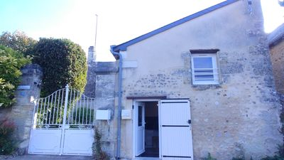 Photo for La Pétillante, small whole house for rent in Vouvray