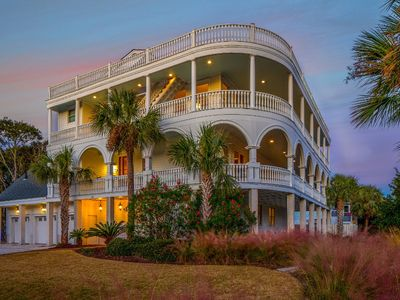 """Photo for June discounts! 'Sea Palace"""" on Isle of Palms ~ POOL/HOT TUB, ELEVATOR, ROOFTOP"""