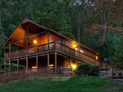 Photo for 10 Minutes from Downtown Blue Ridge & Less than 10 Miles from the Marina!