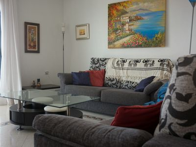 Photo for Exclusive Luxury Apartment on Millionaire's Row with Beautiful Sea View