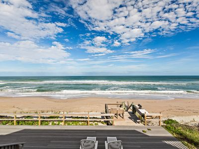 Photo for BLUE VIEW INN... PRIVATE OCEANFRONT PROPERTY in MELBOURNE BEACH!!!