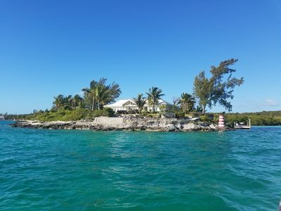 Photo for Home on a private island sleeps 9, newly renovated