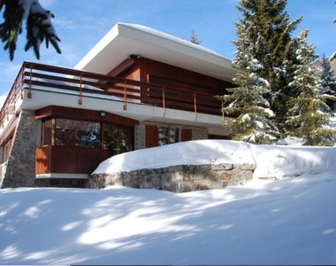 Photo for Appart 10 pers 150 m2 in chalet with garden near the slopes