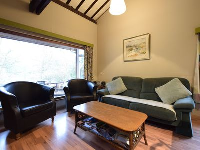 Photo for detached chalet in lovely hiking region.
