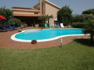 Photo for Vacation home Rita in Trapani - 7 persons, 4 bedrooms
