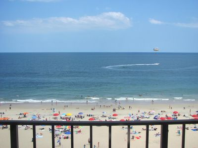 Photo for Commanding View From Direct Oceanfront Condo