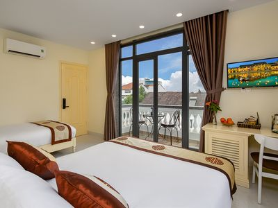 Photo for Sia's Hoian-LARGE ROOM-POOL-3KM TO THE BEACH