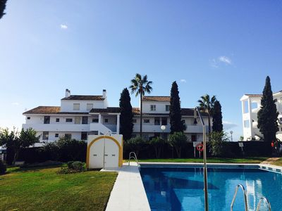 Photo for APARTMENT WITH VIEWS, TERRACE, RIVIERA - MARBELLA