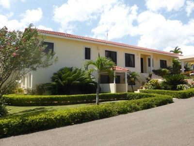 Photo for 4 Bedroom villa privacy in mind, gated and secure