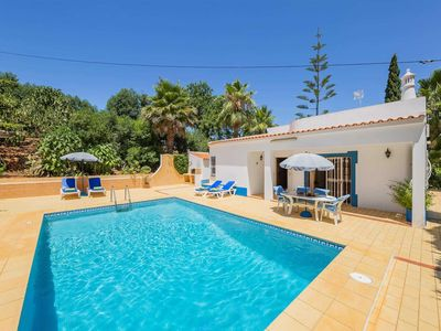 Photo for 2 bedroom Villa, sleeps 4 in Vale Formoso with Pool, Air Con and WiFi