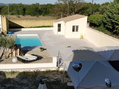 Photo for Beautiful 170m2 house with pool