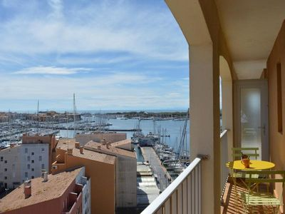 Photo for Apartment Cap d'Agde, studio flat, 2 persons