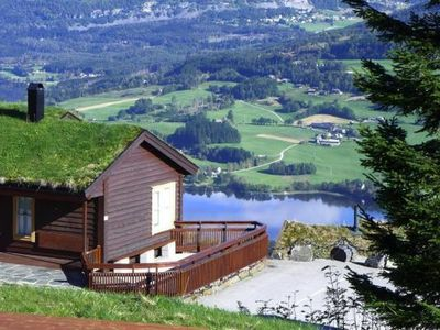 Photo for Holiday resort Voss Bavallstunet, Skulestadmo  in Hordaland - 4 persons, 2 bedrooms