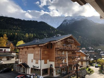 Photo for 1BR Condo Vacation Rental in Les Contamines-Montjoie