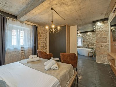 Photo for Vacation home Tomislav in Novigrad (Zadar) - 8 persons, 3 bedrooms