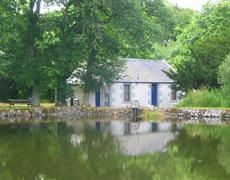 Photo for Pond Cottage, Carmichael Country Cottages. Pets welcome.