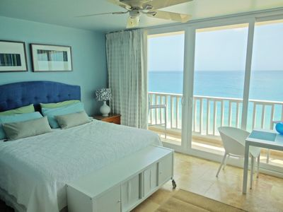 Photo for Immaculate Beachfront Studio great view & location, next to Condado Marriott, PR