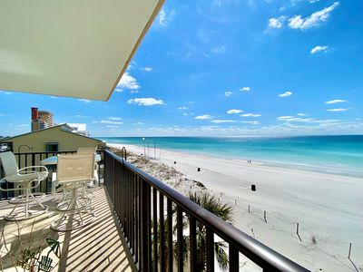 Photo for STUNNING Views! 2 bedroom Large Wrap-around Balcony FREE BEACH CHAIRS!