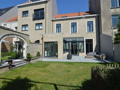 Photo for Spacious Villa in Knokke-Heist with Garden