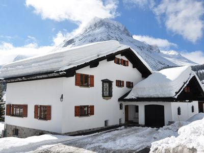 Photo for Private comfortable holiday home with style in Lech am Arlberg