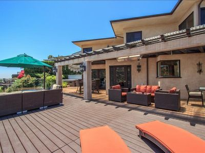 Photo for Hollywood Hills Luxury Villa With Amazing Views, Hot Tub, Beautiful Interior