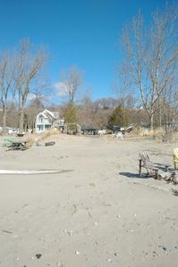 Photo for Port Stanley Lake Front Cottage with its own Beach!