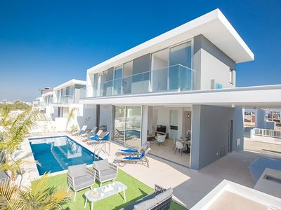 Photo for Villa Olive Chrysos, Brand New, Luxury 3 BDR Protaras Villa, with Private Pool