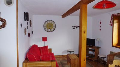 Photo for QUIET, COMFORT, SUN, appt 4 people in the heart of the VILLAGE