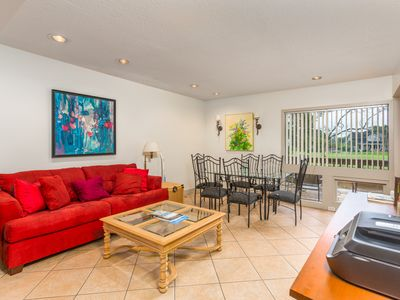 Photo for Welcoming  Golf Front Condo with a View!  Sleeps 8 Comfortably!