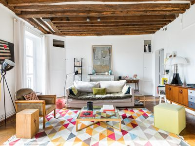 Photo for Place Saint-Sulpice by onefinestay