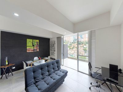 Photo for 1BR Apartment Vacation Rental in Medellín, An