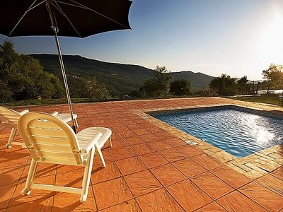 Photo for 3 bedroom Villa, sleeps 6 in Ubrique with Pool and Air Con