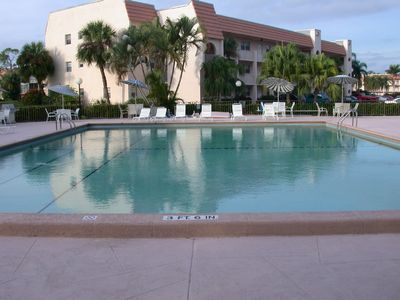 View of Heated Pool