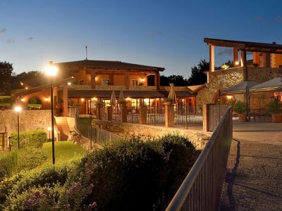 Photo for Apartment Borgo Magliano Resort (MAG101) in Magliano in Toscana - 4 persons, 1 bedrooms