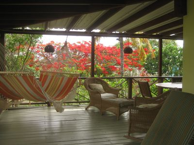 Hummingbird Nr Holetown  2 bed  with pool