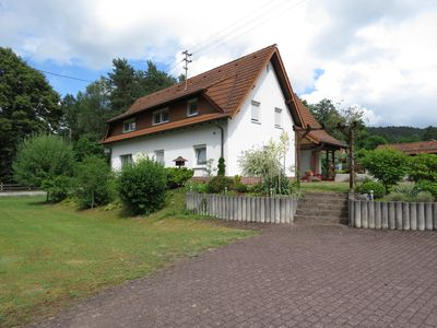 Photo for 1BR Apartment Vacation Rental in Fischbach bei Dahn