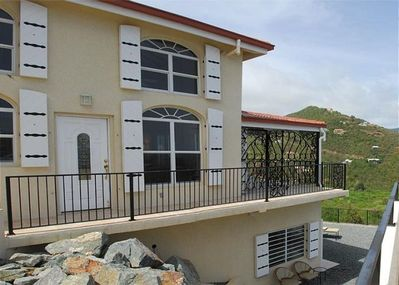 Christy Ann is a beautiful villa located in prestigious Point Rendezvous