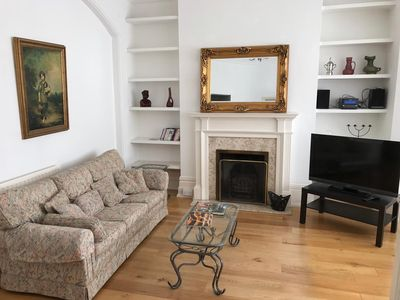 Photo for Victorian Garden Flat, 20 mins to Oxford Street