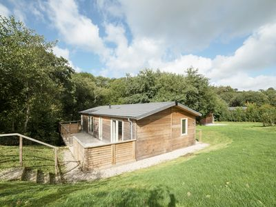 Photo for 3 STREAMSIDE, family friendly, with hot tub in Lanreath, Ref 991435