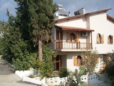 Photo for Ozdere Holiday Home in The Lovely Town of Izmir. Suitable for families and groups, daily rental, weekly rent.