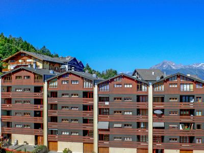 Photo for Apartment Les Genets 139C in Nendaz - 4 persons, 1 bedrooms