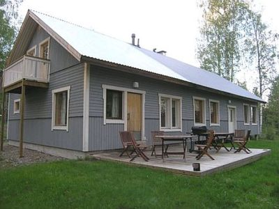 Photo for Vacation home Nallikallio in Ristiina - 12 persons, 2 bedrooms
